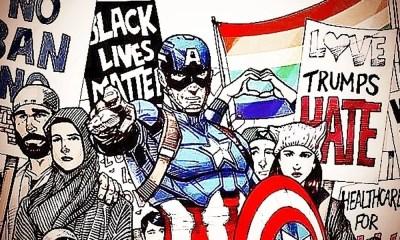 Os grandes heróis das minorias