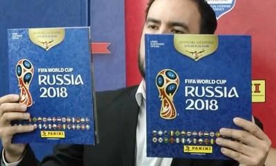 Panini e FIFA lançam álbum da Copa do Mundo 2018 em formato digital! Saiba mais