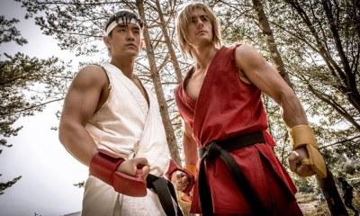 Entertainment One fecha acordo para produzir nova série de Street Fighter