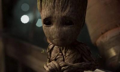 James Gunn surpreende ao revelar que Baby Groot é filho do Groot