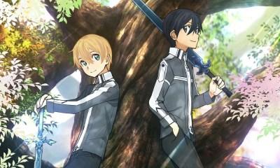 Sword Art Online: Alicization ganha novo teaser e poster internacional