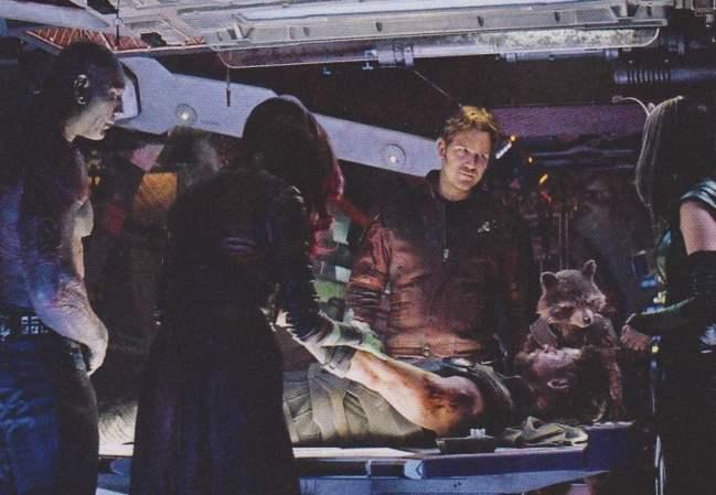 Imagens inéditas de Vingadores: Guerra Infinita surgem na internet