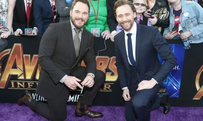 Vingadores: Guerra Infinita | Com ausência de Chris Evans, premiere explosiva agita Hollywood