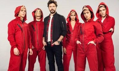 Netflix confirma 3ª parte de La Casa de Papel