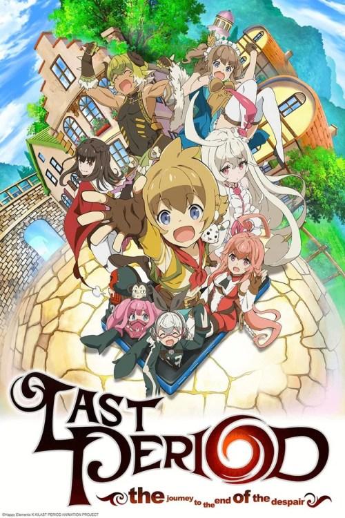 Guia dos animes da temporada de primavera 2018