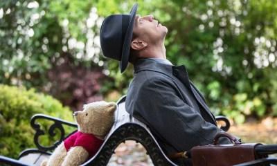 Christopher Robin | Primeira imagen de Tigrão, Leitão e Ió no live-action do Ursinho Pooh