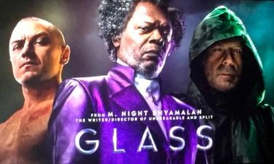 Glass | Primeira imagem promocional e trailer são revelados na CinemaCon
