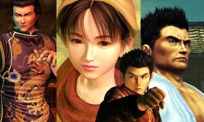 Shenmue e Shenmue II serão lançados para PS4, Xbox One e PC