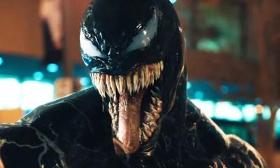 Venom ganha trailer oficial que revela a transformação do anti-herói