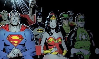 DC Universe | Plataforma de streaming é anunciada e apresenta suas primeiras produções. Confira!