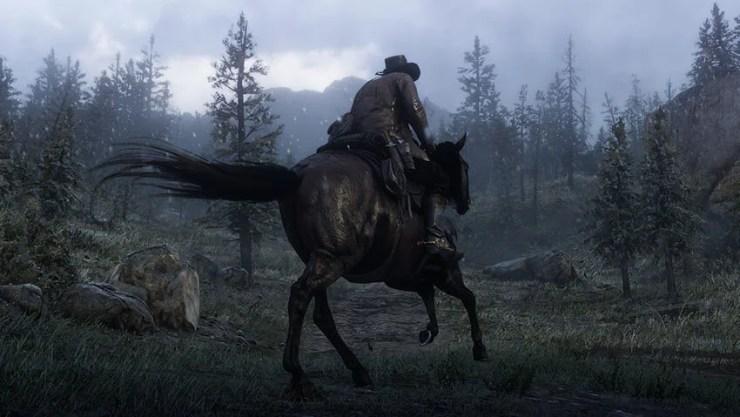 Red Dead Redemption 2 | Rockstar libera imagens incríveis do aguardado game