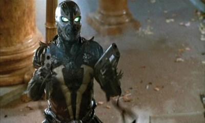 Spawn   Jamie Foxx assume o papel título do filme