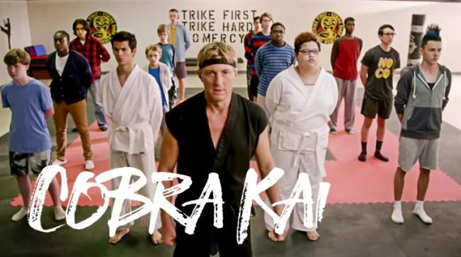 Review da série Cobra Kai, sequência direta do filme Karate Kid