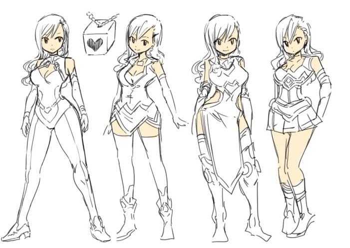 Hiro Mashima, criador de Fairy Tail, revela ilustrações de seu novo mangá