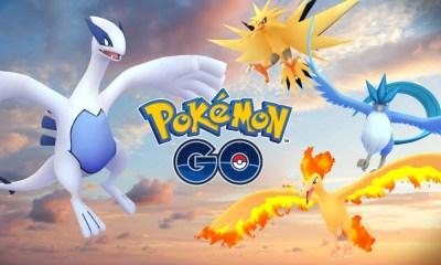 Pokémon Go | Articuno estará disponível novamente em breve