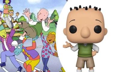Figuras Funko POP! da série Doug Funnie começam a chegar nas lojas
