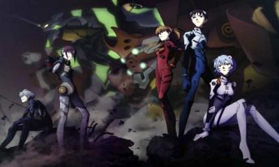 Rebuild of Evangelion | Estúdio recruta membros para a produção do 4º e último filme