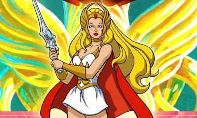 Netflix divulga poster da nova série She-Ra and the Princesses of Power