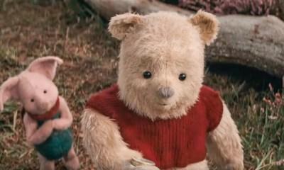 Christopher Robin | Confira o primeiro trailer oficial do live-action