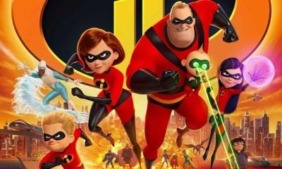 Review TBX   Os Incríveis 2: Uma animação empoderada