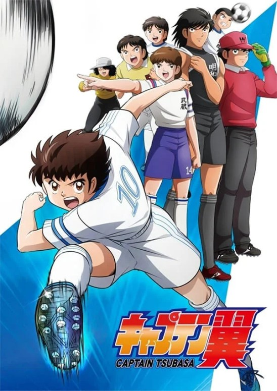 Novo anime de Captain Tsubasa estreará na Cartoon Network em julho
