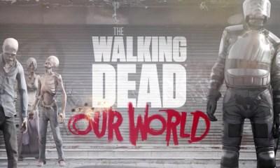 The Walking Dead | Jogo em realidade aumentada chegará em breve