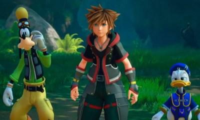 Kingdom Hearts III | Data de lançamento será divulgada na E3 2018