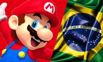 Nintendo lança loja online no Brasil com games do Switch