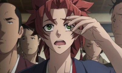 Peace Maker Kurogane   2º filme anime ganha data de estreia