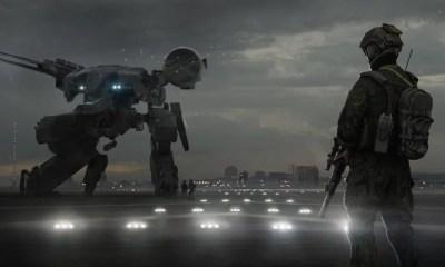 Filme de Metal Gear Solid tem imagens conceituais divulgadas pelo diretor. Confira!