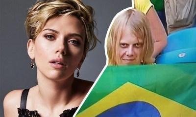 Rub & Tug | Criticada por aceitar papel de homem trans, Scarlett Johansson gera memes na internet