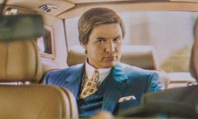 Mulher-Maravilha 1984 | Pedro Pascal, de Narcos, aparece em nova imagem do filme. Confira!