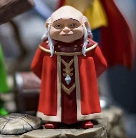 Iron Studios lança colecionáveis de A Caverna do Dragão