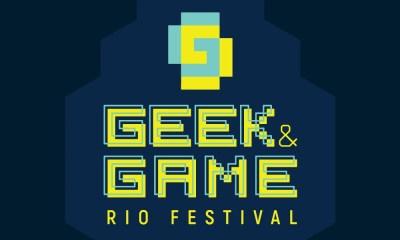Começou hoje a Geek & Game Rio Festival 2018