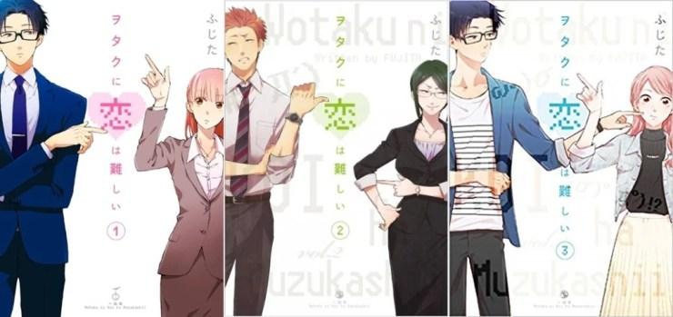 Wotakoi | Conquistando mais espaço, mangá ganhará versão live-action