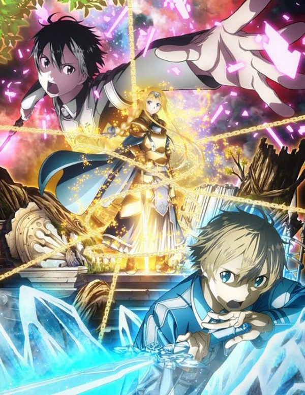 Sword Art Online Alicization | 3ª temporada do anime ganha trailer internacional