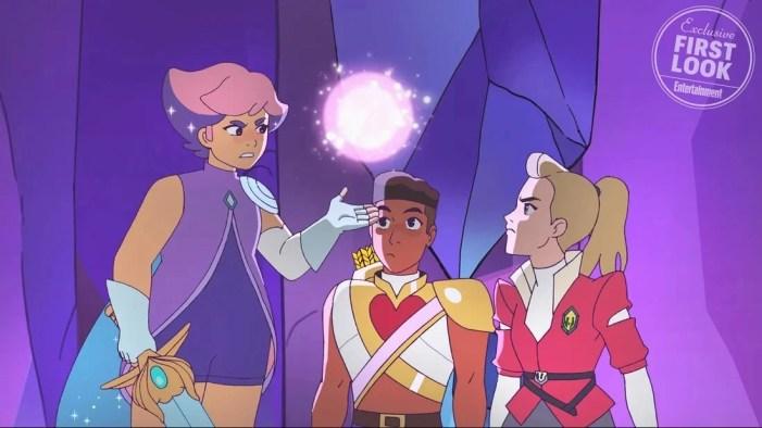 Nova série She-Ra and the Princesses of Power tem primeiras imagens reveladas