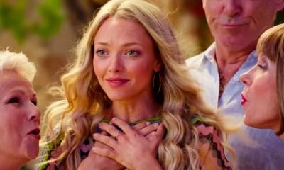 'Mamma Mia! Lá Vamos Nós de Novo' é aclamado pela crítica mundial