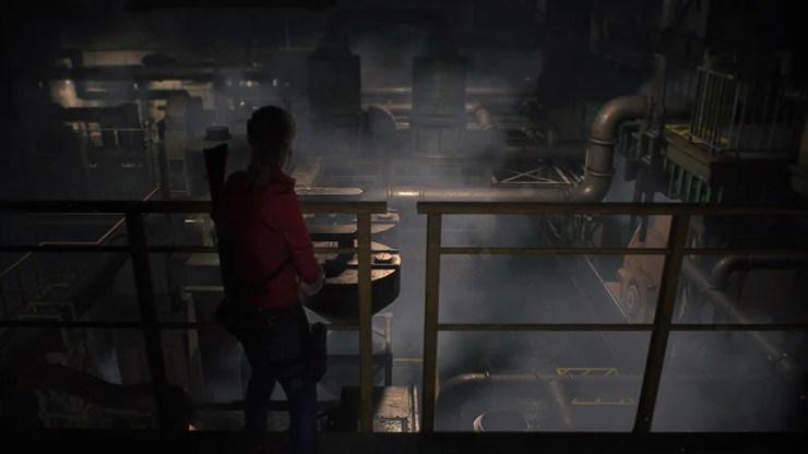 Resident Evil 2 | Reveladas fotos inéditas do gameplay de Claire Redfield