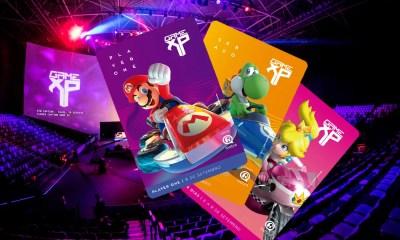 Game XP | Credenciais colecionáveis trarão personagens de Mario Kart