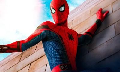 Marvel divulga logo oficial de Spider-Man: Far From Home