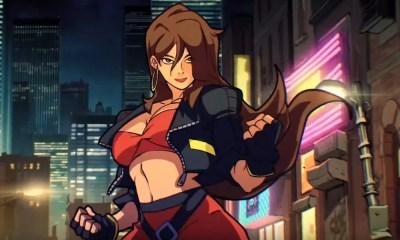 Streets of Rage 4 é anunciado e leva fãs à loucura. Confira o trailer