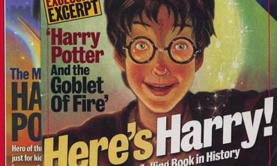 Jornal divulga imagens inéditas do universo Harry Potter