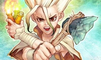 Dr. Stone   Edição brasileira do mangá tem capa e preço revelados