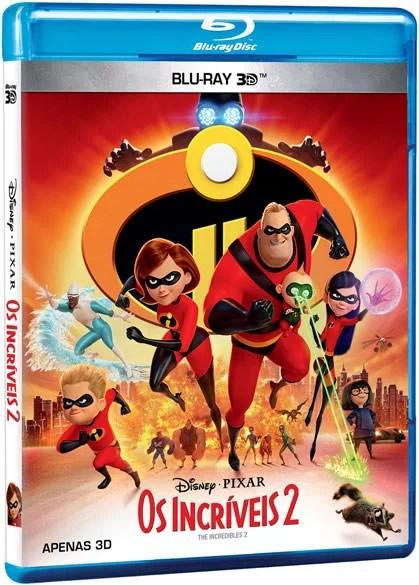 Disney anuncia Os Incríveis 2 em Blu-ray e DVD. Veja as edições!