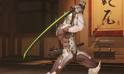Overwatch | Blizzard anuncia réplica oficial da espada de Genji