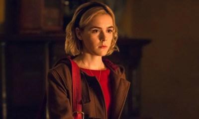 O Mundo Sombrio de Sabrina | Imagens inéditas da série são reveladas