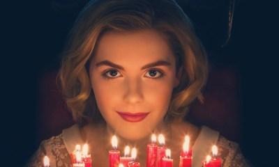 O Mundo Sombrio de Sabrina | Série ganha poster com visual macabro