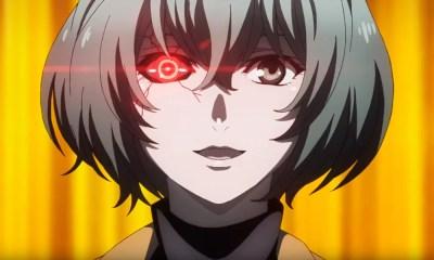 Tokyo Ghoul:re   2ª temporada ganha novo teaser trailer com música tema