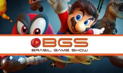 BGS 2018 | Nintendo Switch lança cartões pré-pagos de games no Brasil